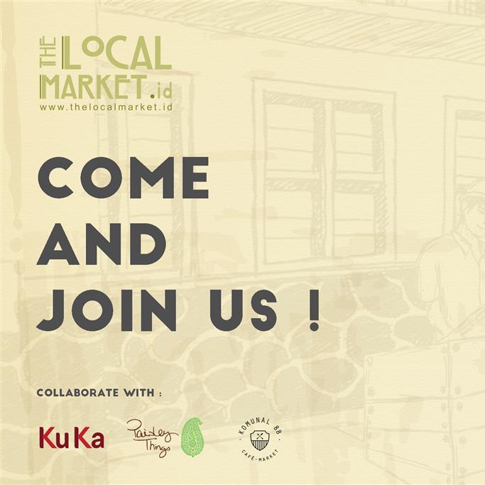 The Local Market @ Komunal 88 Responsible Market