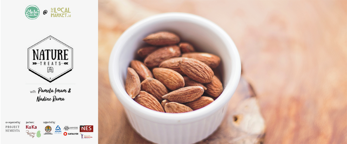 ALMOND & ALMOND : MAKE YOUR OWN NUTRITIOUS ALMOND MILK  & HEALTHY ALMOND FACE MASK DEMO