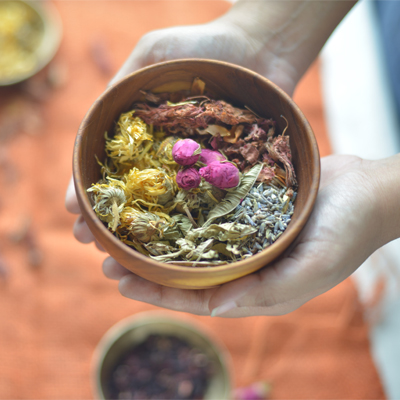 LEARN TRADITIONAL HERBAL HAIR CARE