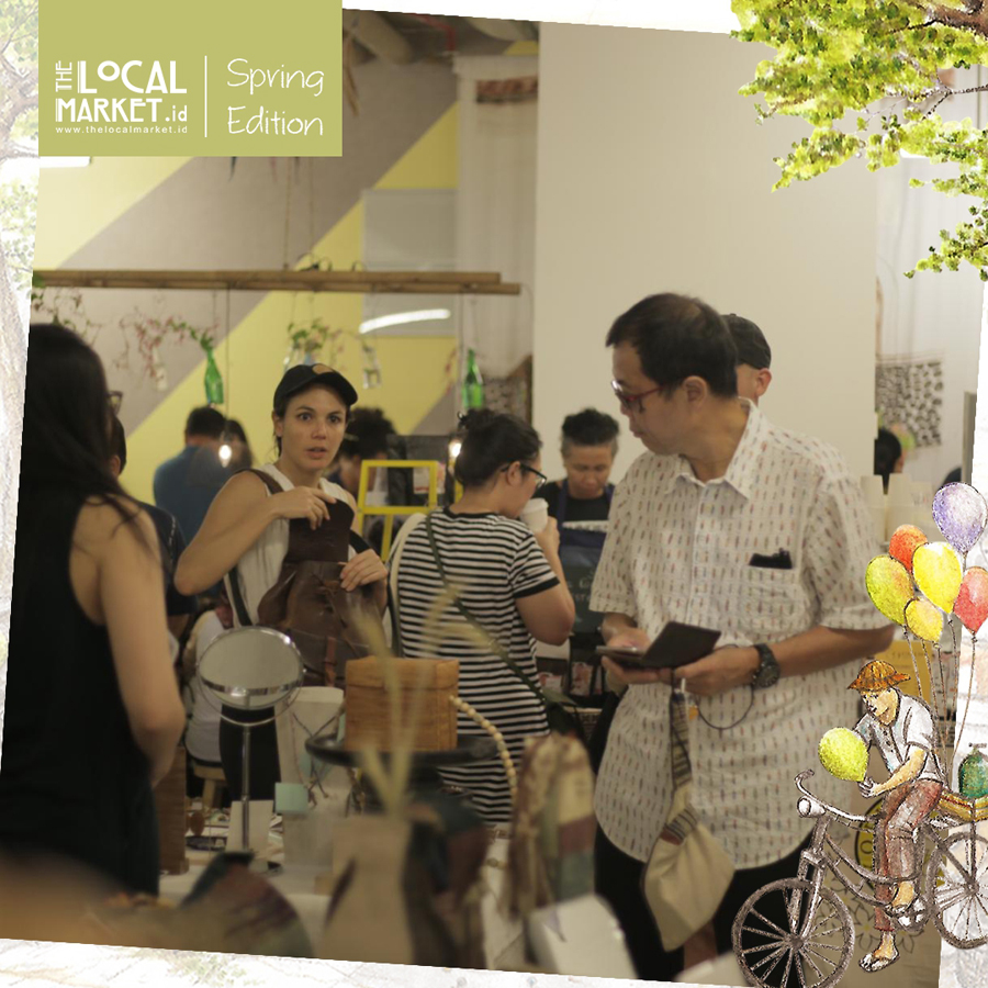 The Local Market - Sept Edition @ Batik 81