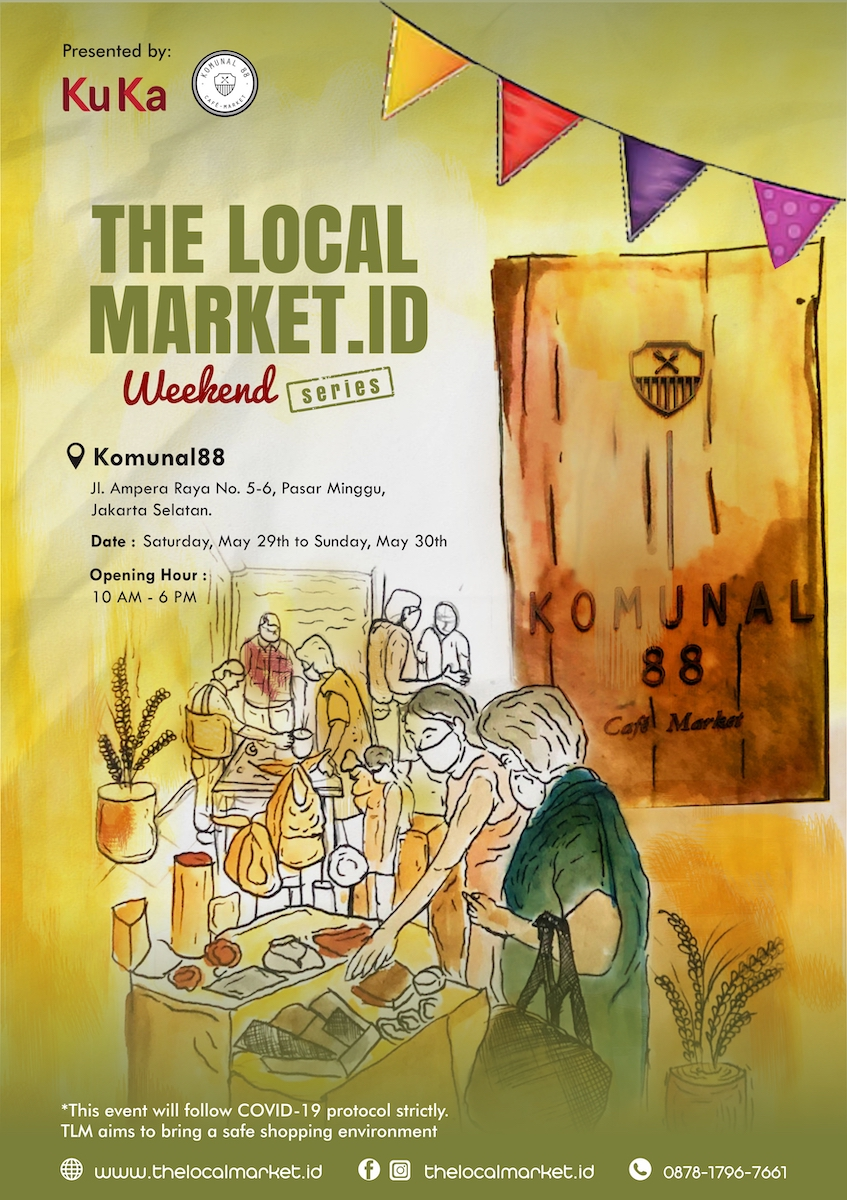 The Local Market - Weekend Series (May 2021)